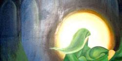 نقاشی عاشورایی(هنرمندان موسسه) ۲