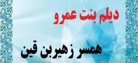 زنان حمایت کننده قیام- دیلم بنت عمرو، همسر زهیربن قین