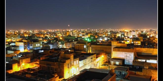 dezful_city_night